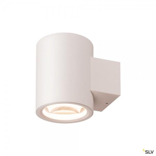 SLV 1004671 Oculus, Wandleuchte, up&down, weiß, Dim to Warm C, LED, 15W, 2000-3000K, 1100lm