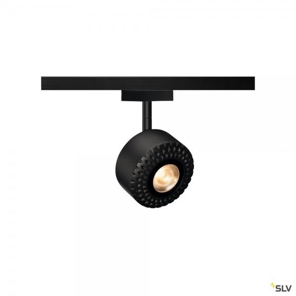 SLV 140260 Tothee, 2 Phasen, Strahler, schwarz, dimmbar Triac C+L, LED, 17W, 3000K, 1250lm, 50°