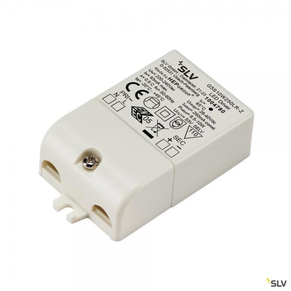 SLV 1004780 LED Treiber, 250mA, 6,5W-8,4W