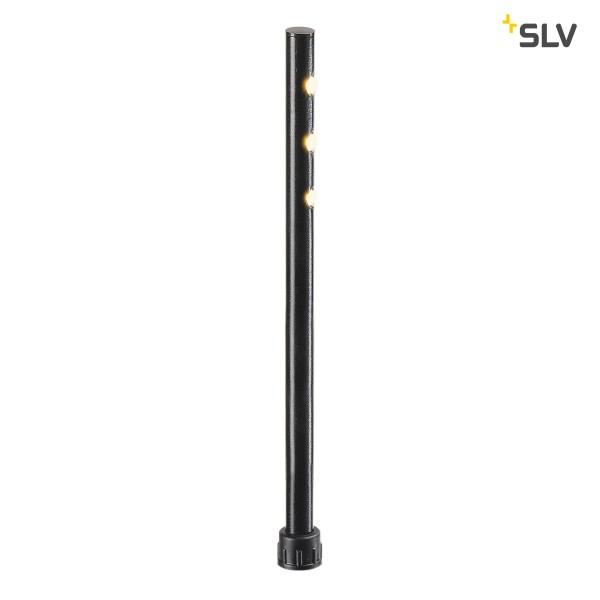 SLV 188220 Amago, Displayleuchte, schwarz, LED, 3,3W, 3000K, 240lm