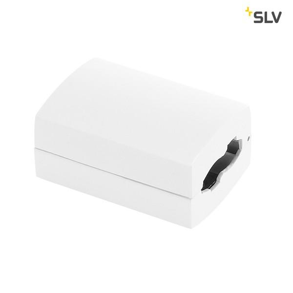 SLV 184031 Easytec II, Längsverbinder, weiß