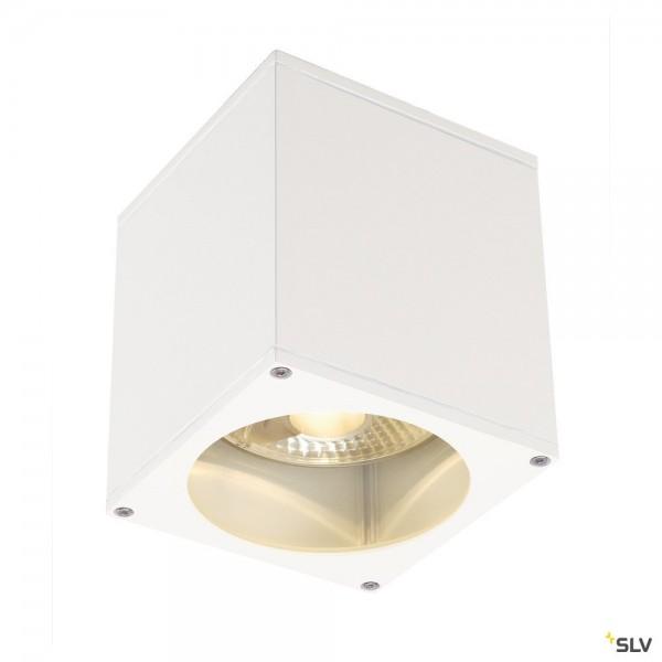 SLV 229551 Big Theo, Deckenleuchte, weiß, IP44, QPAR111, GU10, max.75W