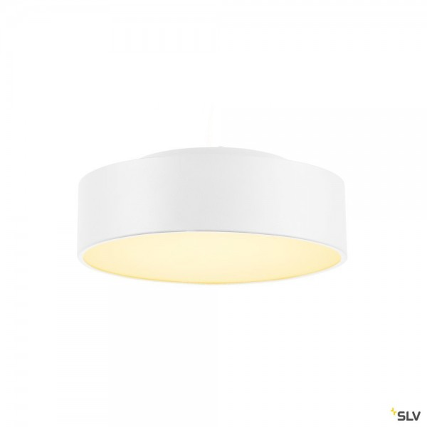 SLV 135021 Medo 30, Deckenleuchte, weiß, dimmbar C, LED, 16W, 3000K, 1200lm
