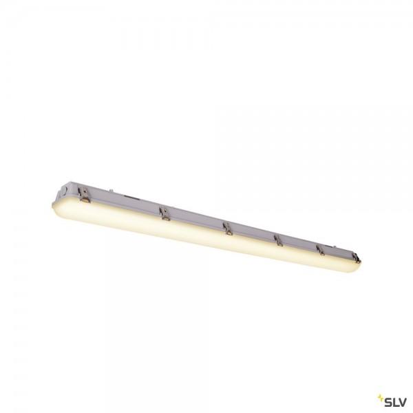 SLV 1001317 Imperva 150, Wand- und Deckenleuchte, grau, IP66, LED, 55W, 4000K, 7100lm
