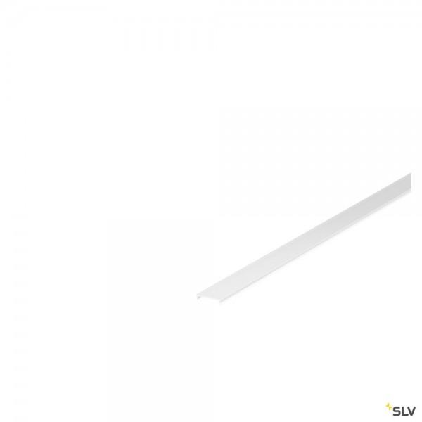 SLV 1000538 Grazia 20, Abdeckung, 100cm, PC, satiniert, flach